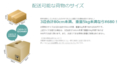引用元:http://www.eco-moving.net/price.html