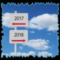 2017年から2018年へ